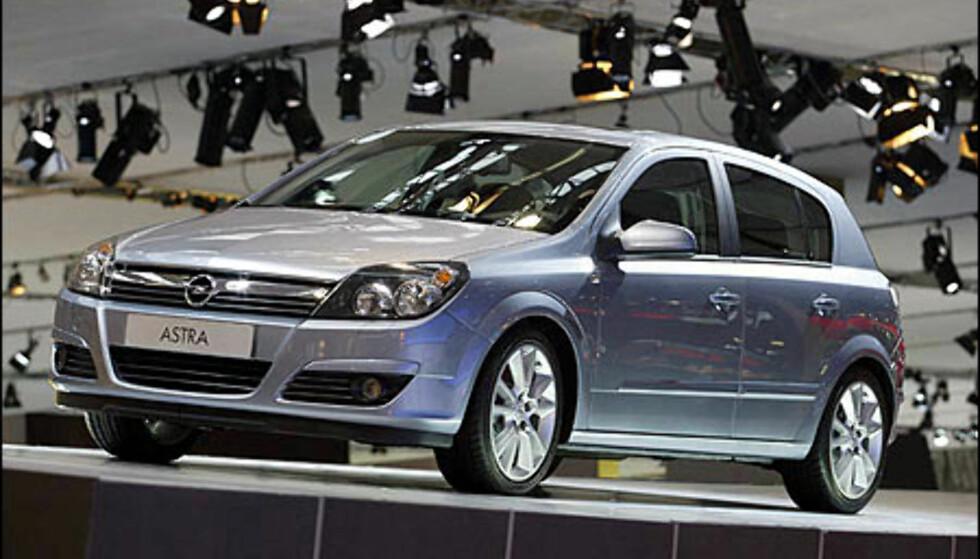 Mer Opel Astra