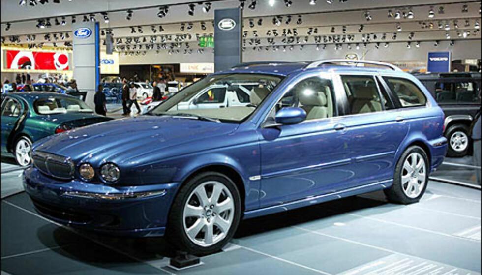 Jaguar X-Type stasjonsvogn