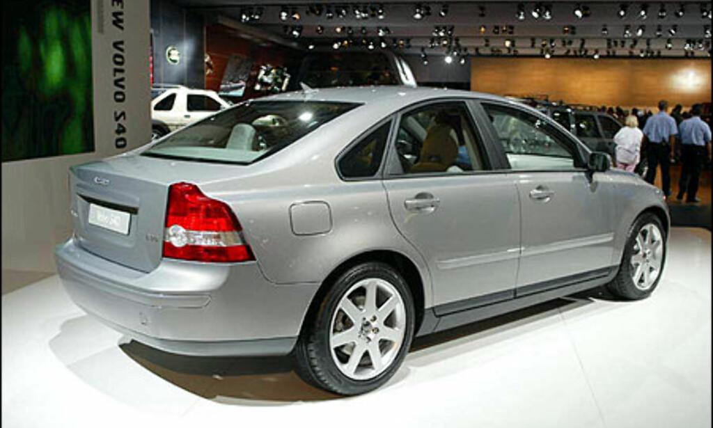 image: Volvo S40