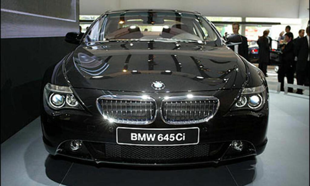 image: BMW 645 Ci