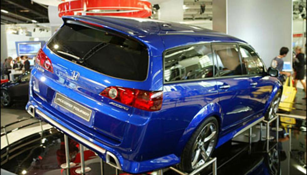 Honda Accort Sport Tourer - konsept