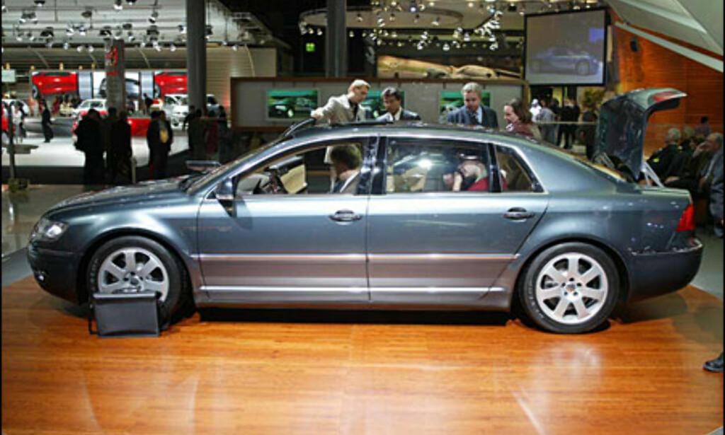 image: Volkswagen Phaeton lang