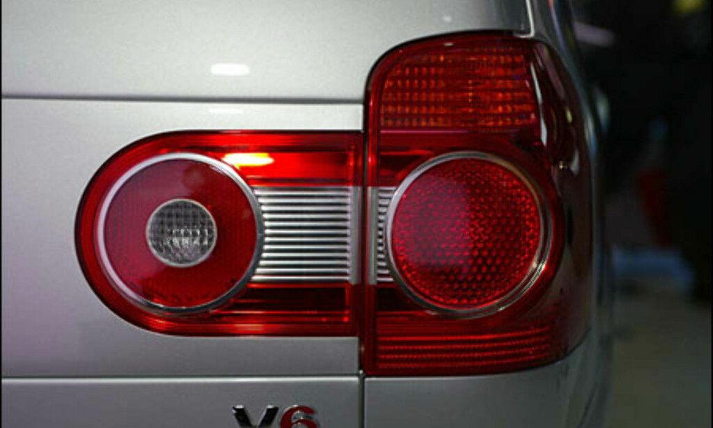 image: Volswagen Sharan - ansiktsløftning