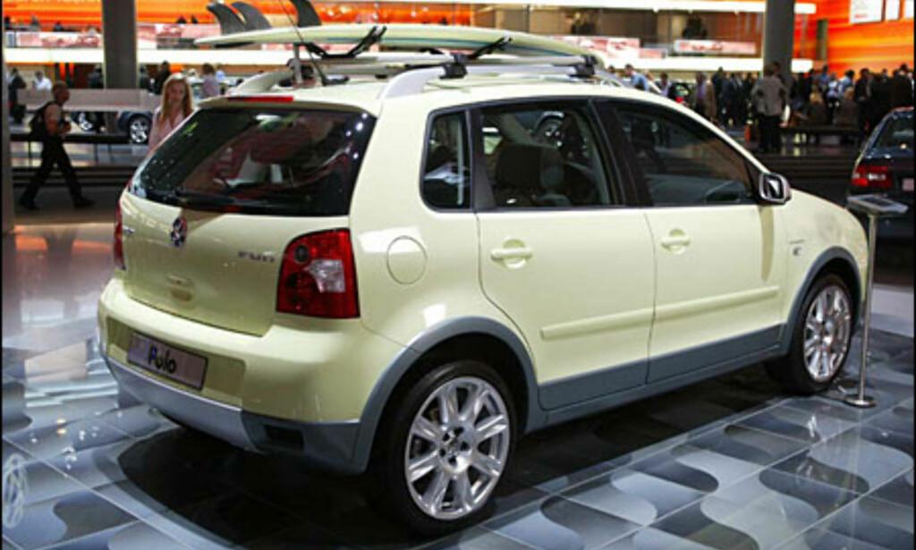 image: Volkswagen Polo-varianter