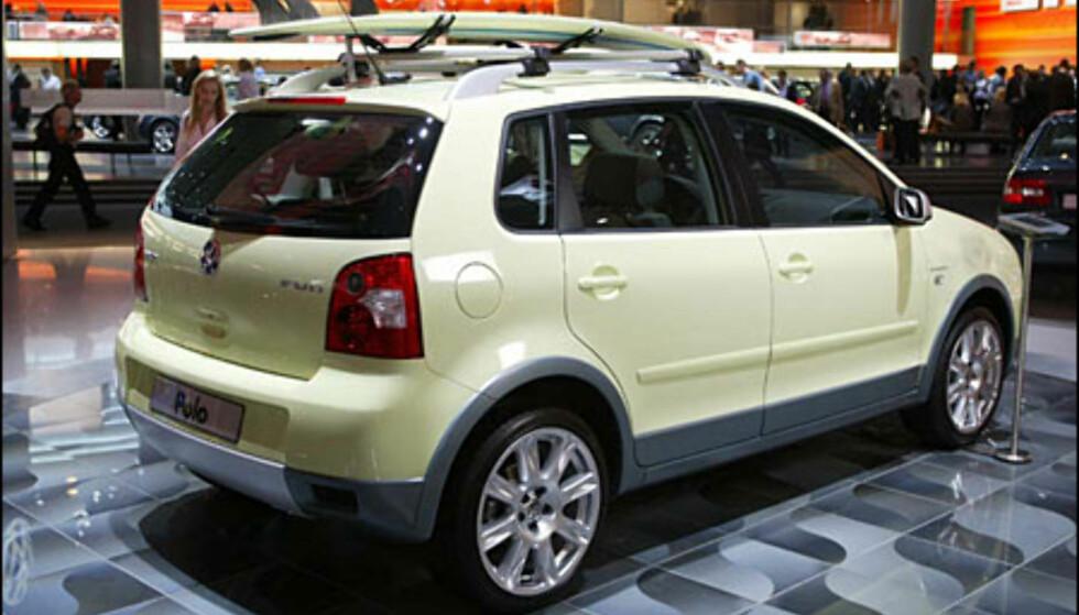 Volkswagen Polo-varianter
