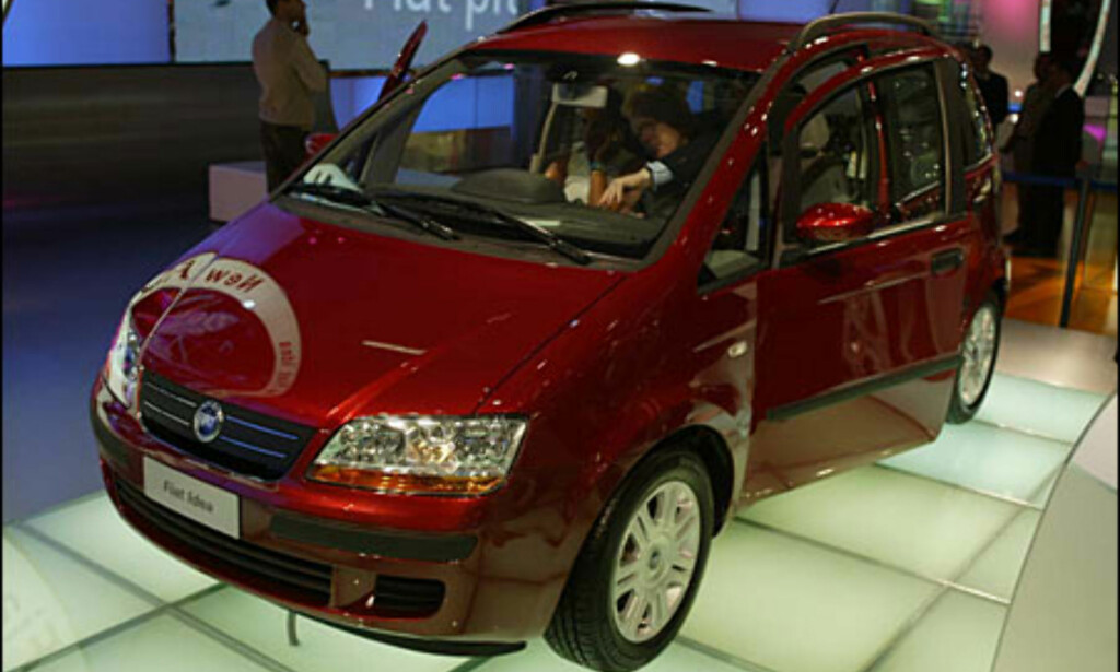 image: Fiat Idea