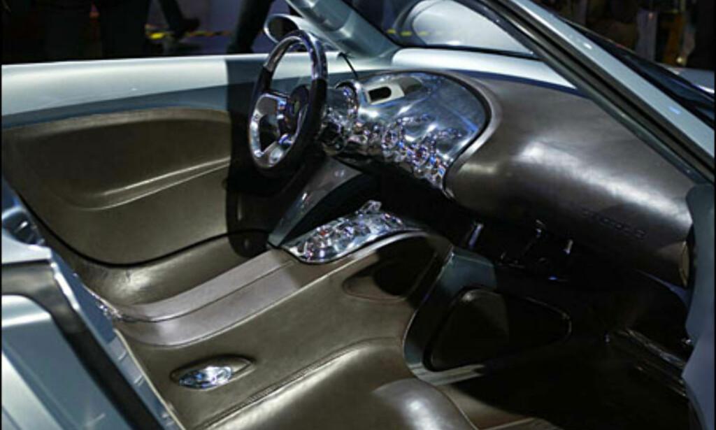 image: Volkswagen concept R