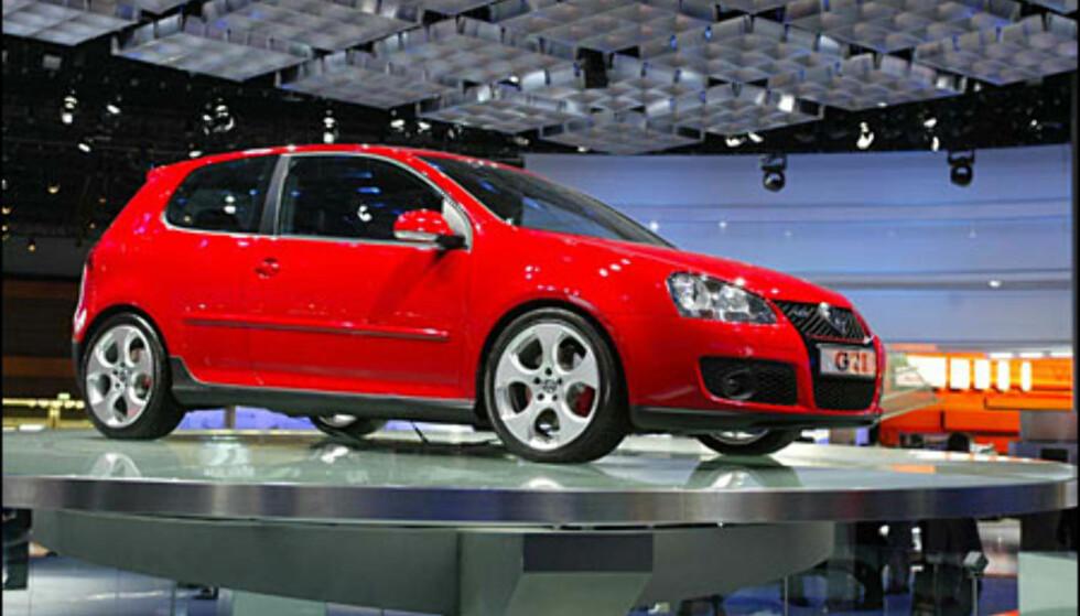 Volkswagen Golf GTI-konsept