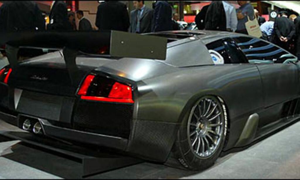 image: Lamborghini Murcielago Race