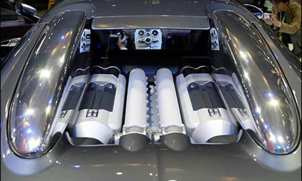image: Bugatti EB 16-4 Veyron