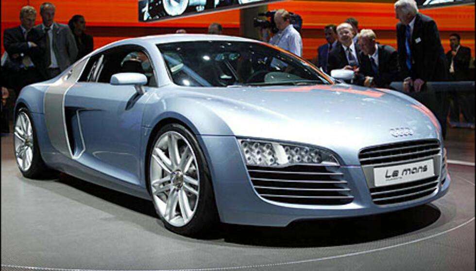 Audi Le Mans