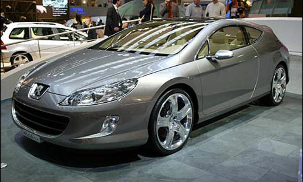 image: Peugeot 407 Elixir