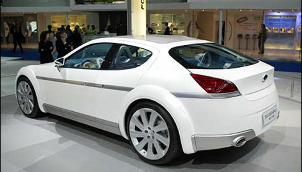 Subaru B11S