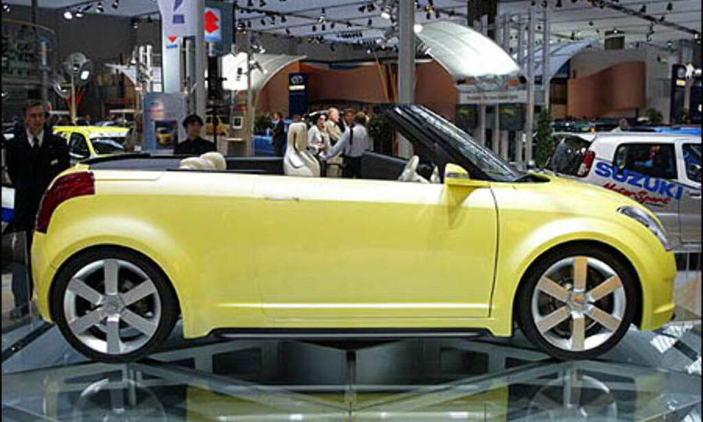 image: Suzuki Concept S2
