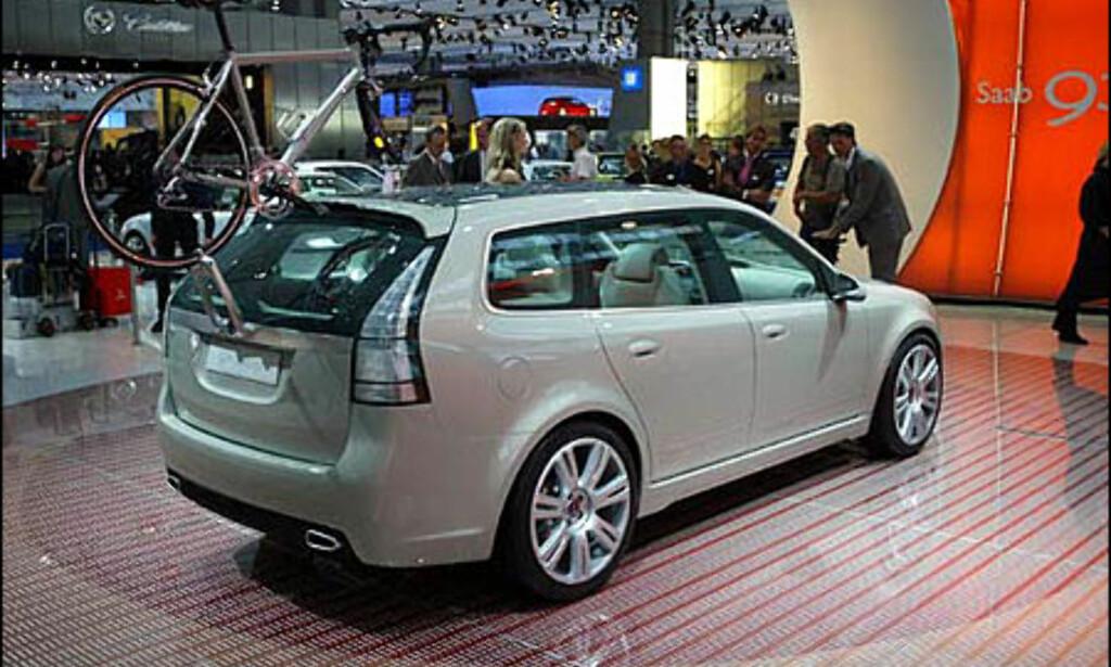 image: Saab 9-3 Sport-Hatch Concept