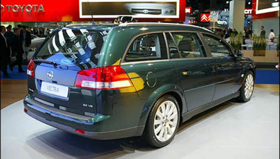 Opel Vectra stasjonsvogn