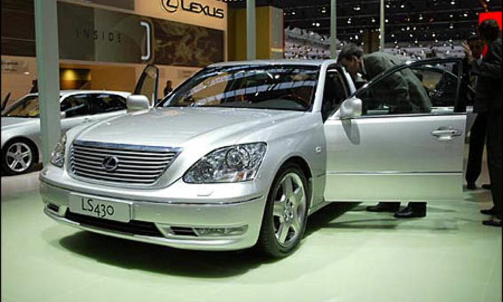 image: Lexus LS430