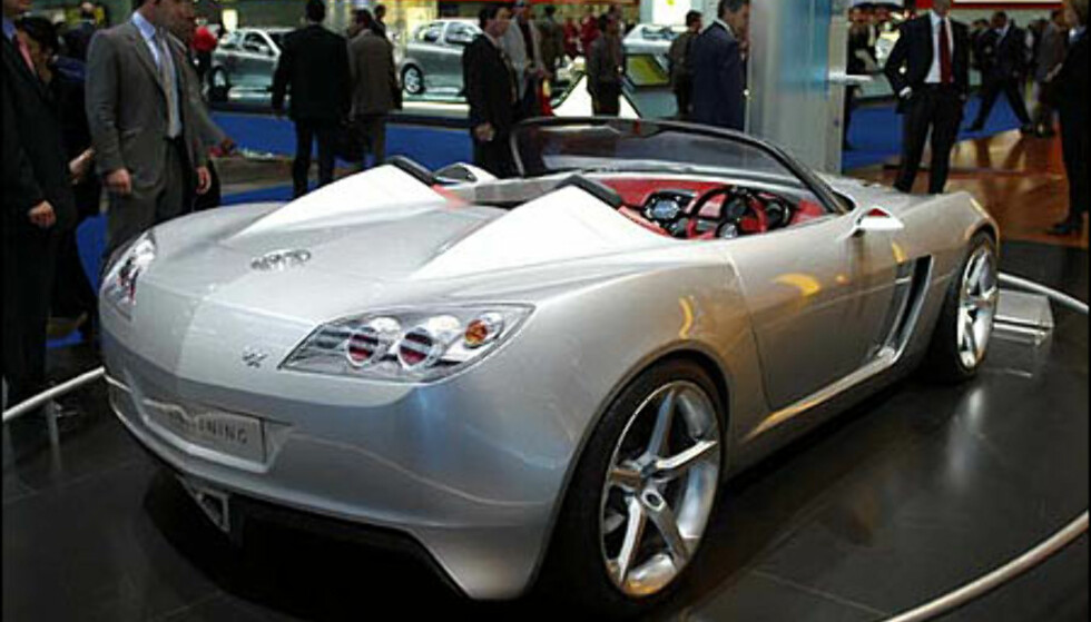 Opel Lightning