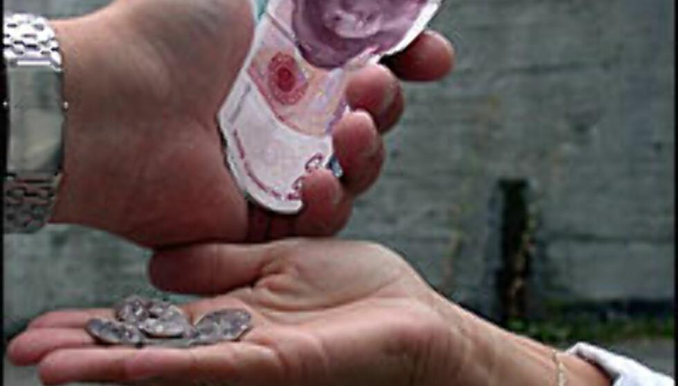 Kvinner tjener og eier mindre enn menn.  Foto: Inga Ragnhild Holst Foto: Inga Ragnhild Holst
