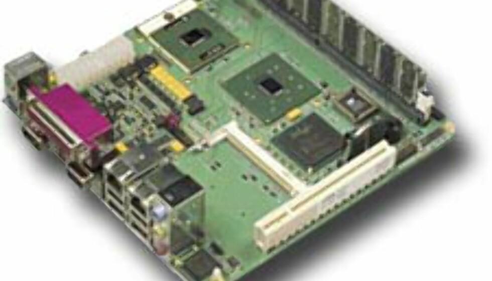 Musestille mini-PCer med Pentium M