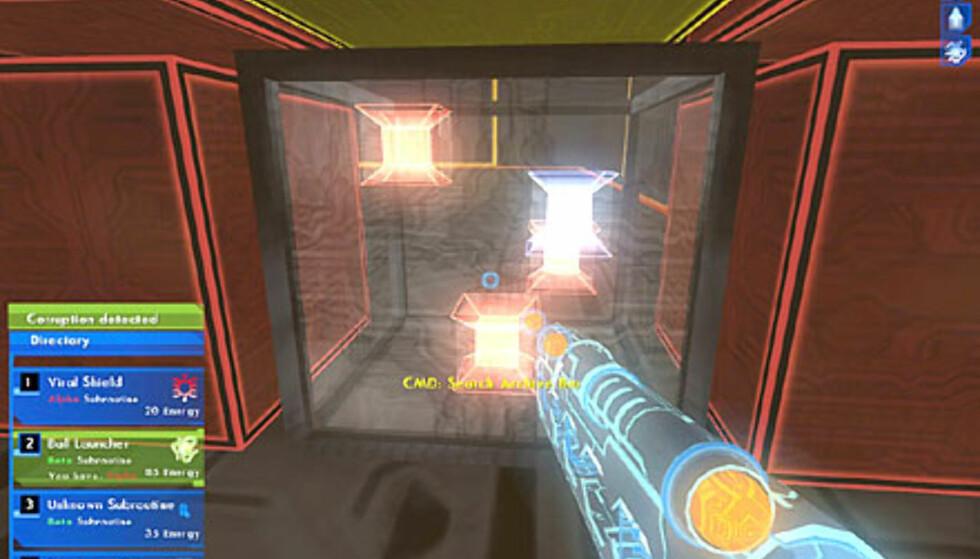 Tron 2.0-skjermbilder