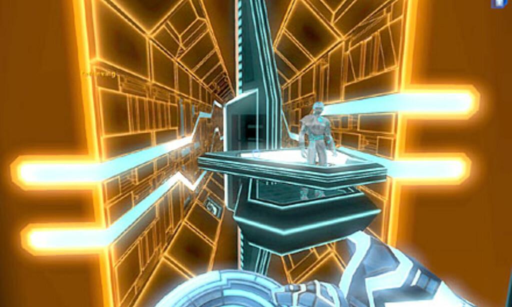 image: Tron 2.0-skjermbilder
