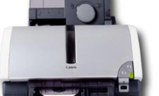 image: 5 nye Canon-skrivere