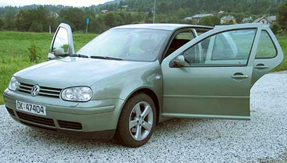 Volkswagen Golf 1,6 Exclusive FSI