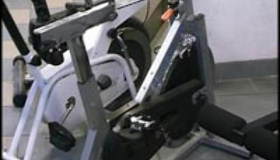 Programmerbar spinningsykkel: Spinningsykkel, Ultrafit. 3.998,- hos Christian Mobech.