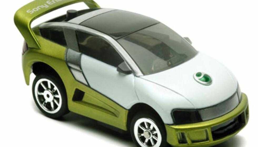 Bluetooth-bilen