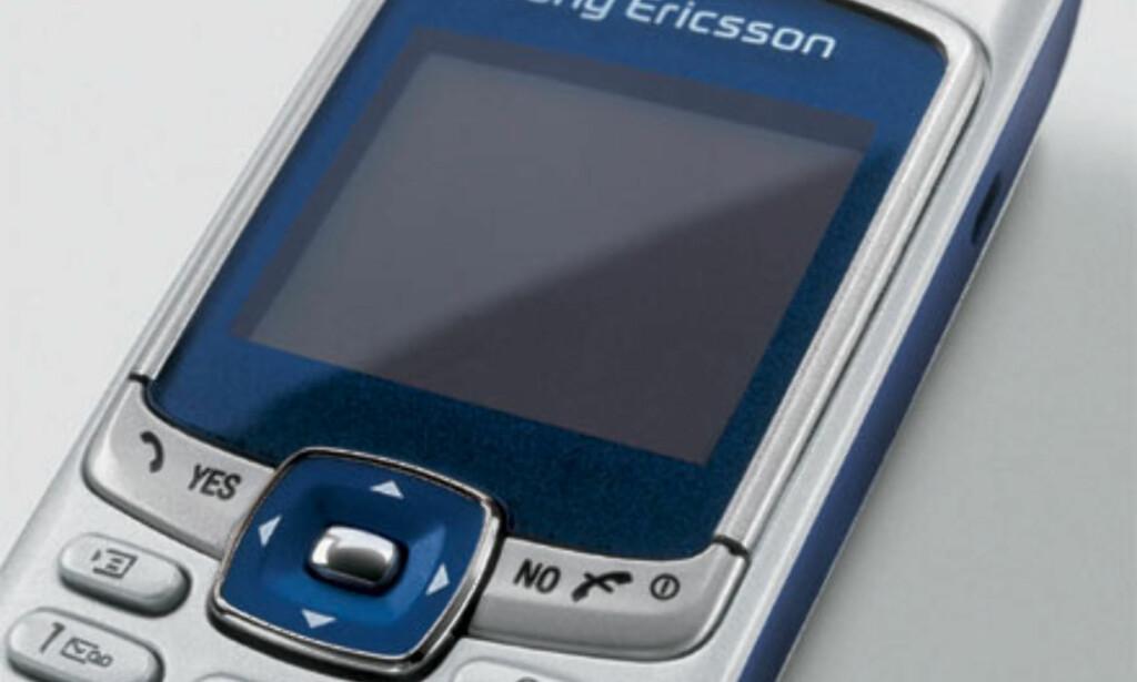 image: Flere bilder av Sony Ericsson-nyheter