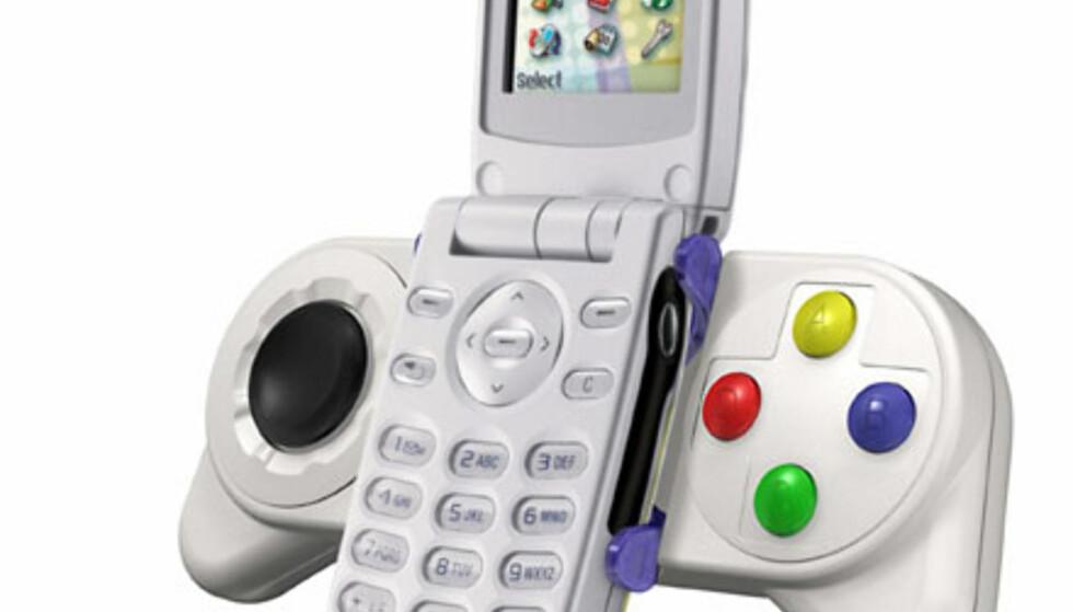 Flere bilder av Sony Ericsson-nyheter