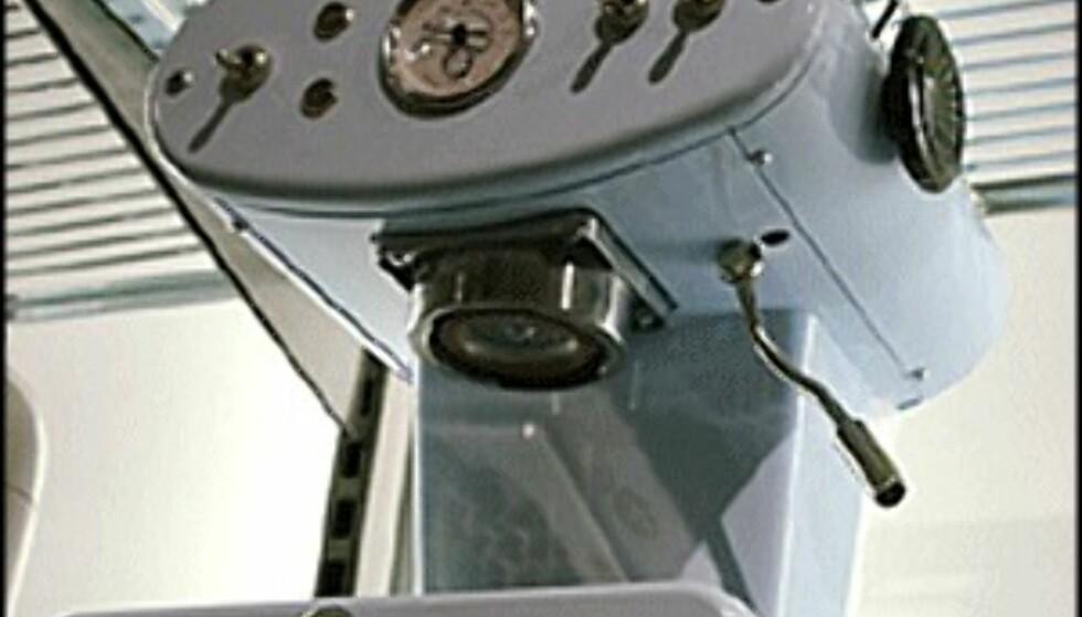 Francis Francis-maskin til 4490 kroner.