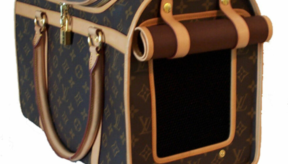 "//www.purseperfect.com/lv/main/pages/lv_pet.htm"">Louis Vuitton Pet Carrier. Kun 295 dollar."