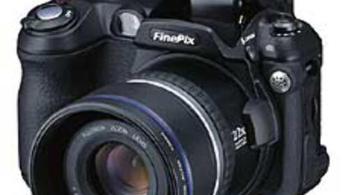 Fujifilm lanserer Finepix S5000 med 10x optisk zoom