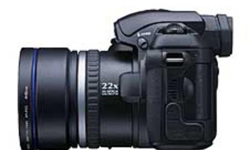 image: Fujifilm lanserer Finepix S5000 med 10x optisk zoom
