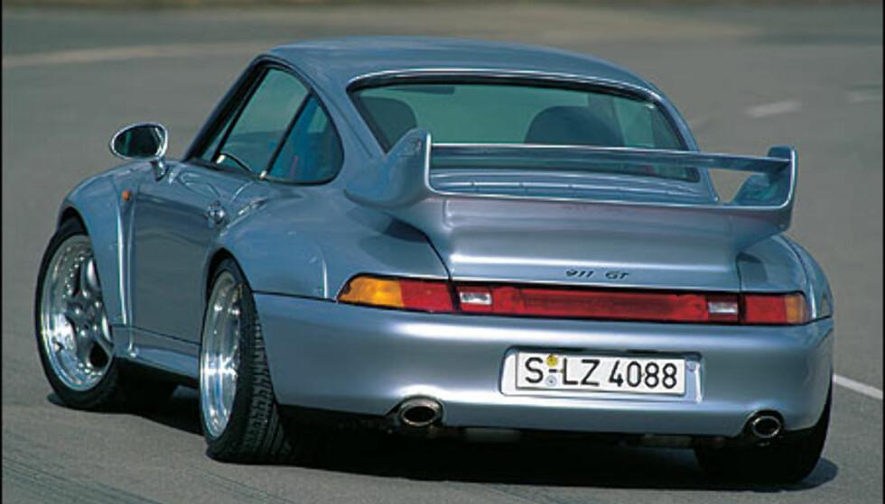 1995: 911 GT2.