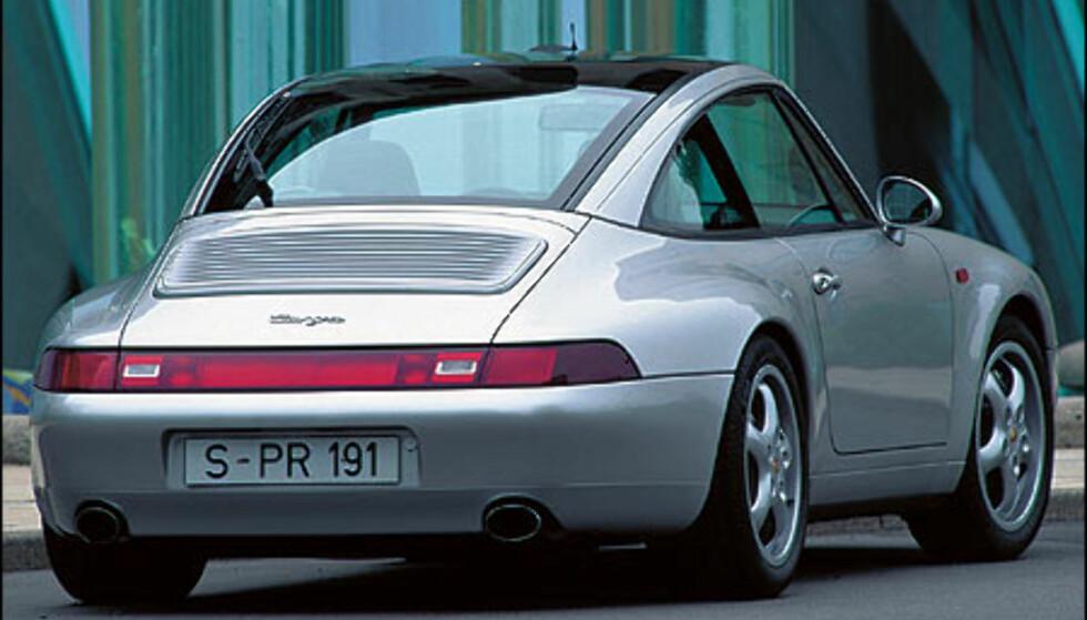 1997: 911 Targa 3.6.