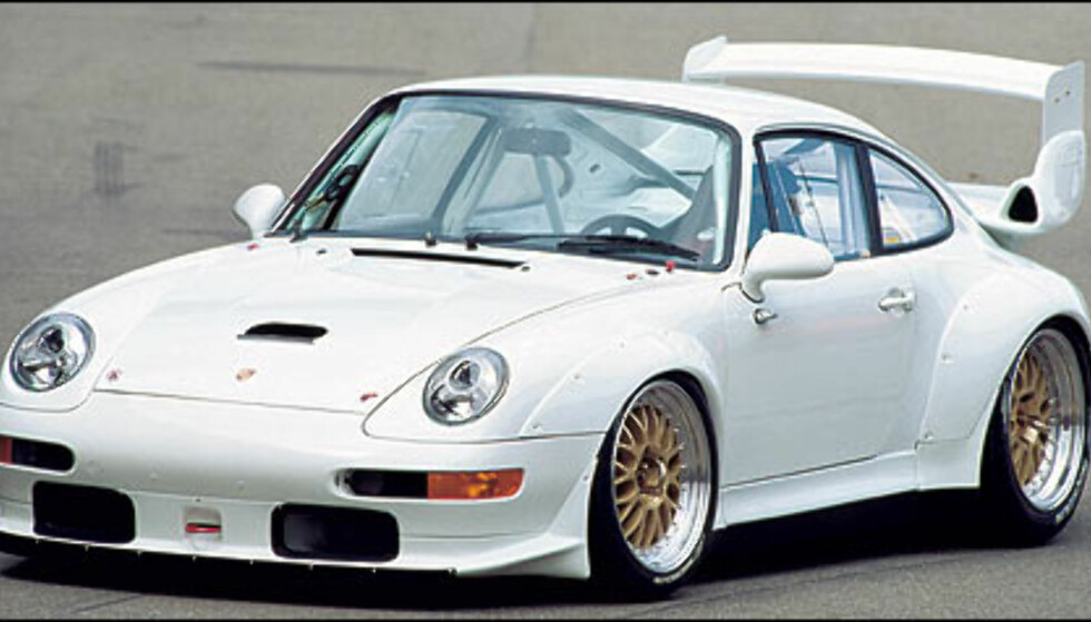 1998: 911 GT2 racing versjon.