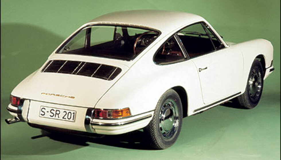 1963: 911 2.0 Coupe.