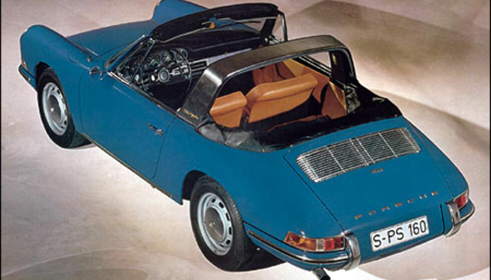 1967: 911 2.0 Targa.