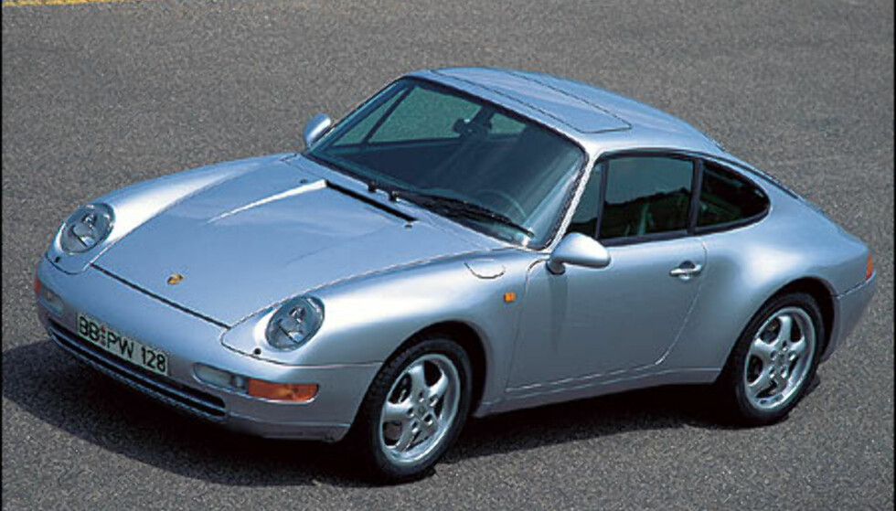 1994: 911 3.6 Coupe.