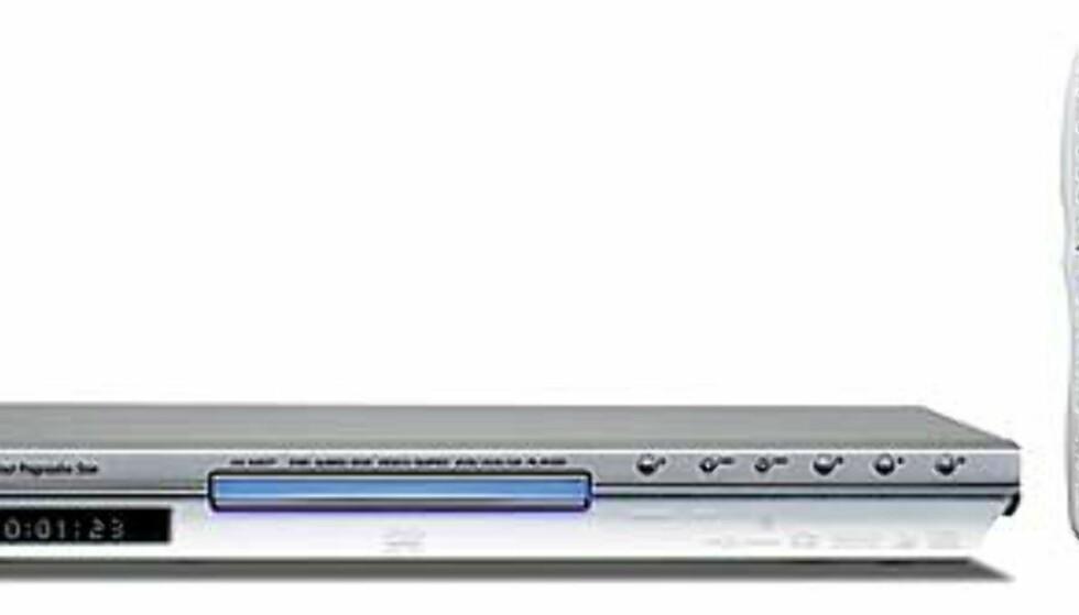 JVC XV-NA77<br /> Pressebilde