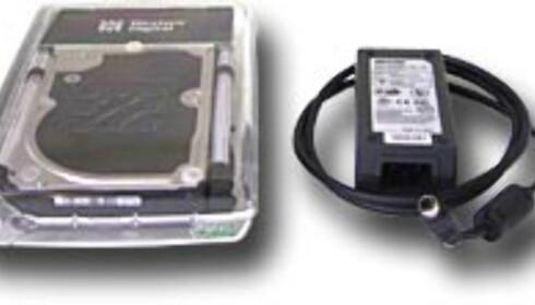 FW/USB: 250 GB Wstern Digital WD2500
