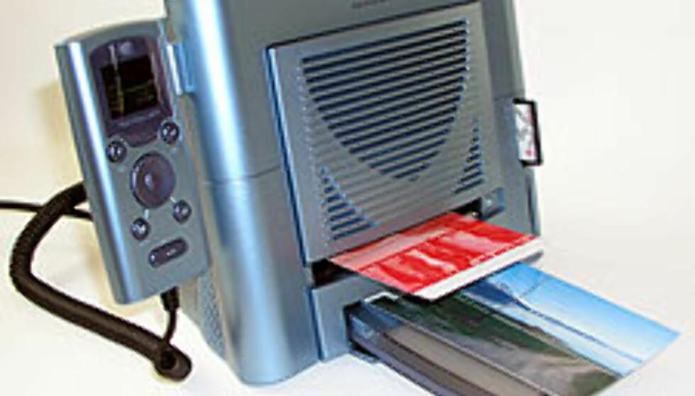HiTi Photo Printer 640PS: Din private fotolab