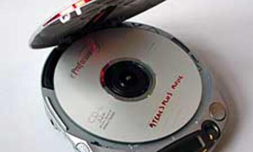 image: Sony CD Walkman D-NE511