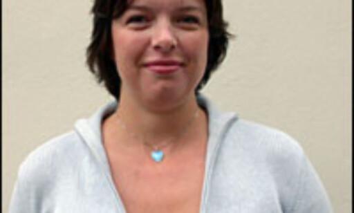 Karoline Brubæk drømmer om Afrika. Foto: Inga Holst