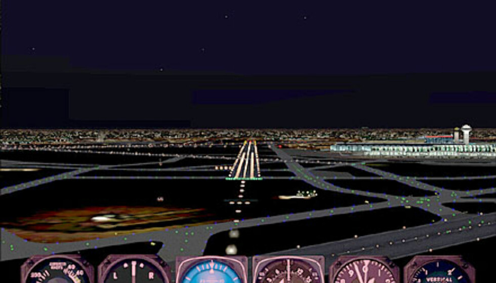Inn for landing på O'Hare i Chicago
