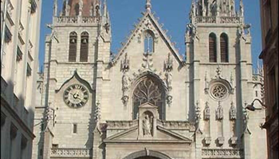 St. Nizier, en av Lyons mange kirker. Foto: Stine Okkelmo