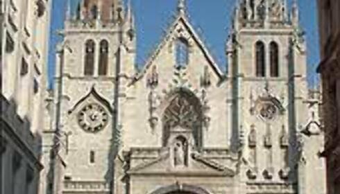 St. Nizier, en av Lyons mange kirker. Foto: Stine Okkelmo Foto: Stine Okkelmo